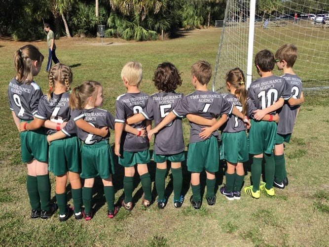 Charlotte County Youth Soccer Sponsorship